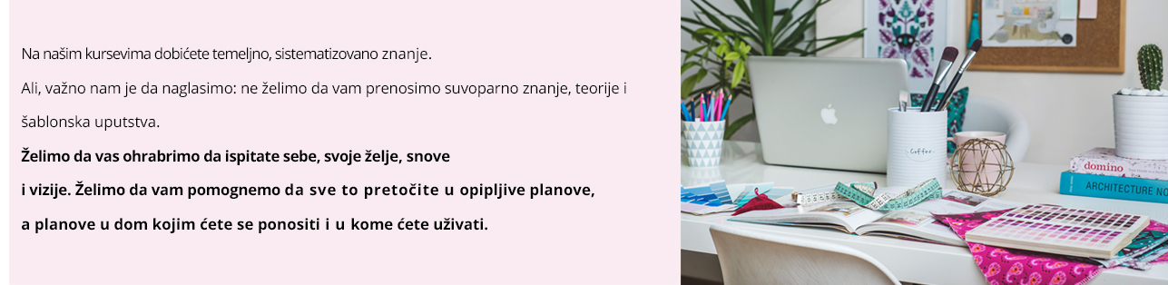 online kurs dekoracije i enterijera