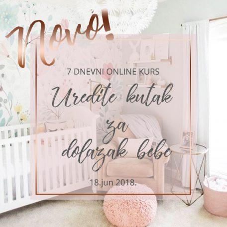 online kurs dolazak bebe
